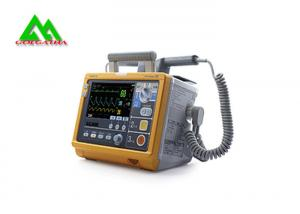 China Portable Emergency Room Equipment Digital Defibrillator Monitor Recorder on sale