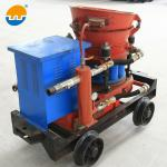 Small Project Electric Drive Gunite Shotcrete Machine for sale