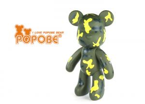 China Customized Big Environmental Plastic POPOBE Decoration Bears Toy for Christmas on sale