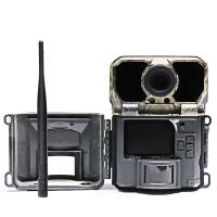 Wireless Digital 3G Trail Camera IP67 16MP 1080P HD 9V Camo Mms 3G 48 LEDS For Hunting