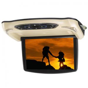 China Wholesale Best Car Roof Mount DVD Player 13.3 inch Digital panel with IR/FM transmitter on sale