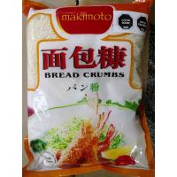 White Whole Wheat Panko Bread Crumbs Low Calorie 5mm With Japanese Style