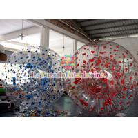 Inflatable Bubble Body Zorb Ball For Kids Australian Standards AS3533