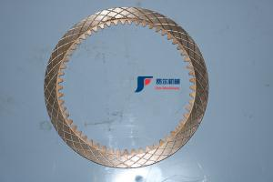 China 417-33-11252 Steel Marine Drive Plate , Brake Disc Friction Pair ISO 9001 Approved on sale