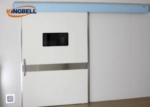 China Clean Room Automatic Sliding Door High Strength Aluminum Alloy Sealing on sale