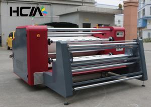 China High Performance Rotary Heat Transfer Machine Compact Manpower Saving on sale