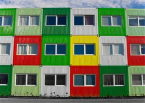 China Polyurethene Panel Cost Effective Recycled Steel Structure Building for School on sale