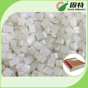 China Hot Melt Spine Glue for Bookbinding, Mainly Used for 100~200g Coated Paper, Magazine, Catalog on sale
