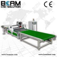 High precision Woodworking cnc router Front and rear table & floating table equipment