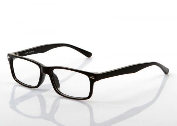 Square Optical Eyeglasses Frames For Men For Wide Faces , Light Full ...