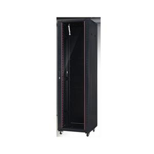 China 42U 19 inch Rack Mounted Network Equipment Cabinet Server Racks Cabinet on sale