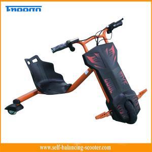 China Scooter pliable de pied de scooter électrique de 3 roues pour des enfants, vélo de tricycle de dérive on sale