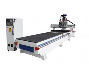 China ATC Tool Changer 3d Cnc Router Engraving Machines For Solid Furniture Cabinet Door on sale