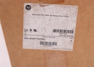 China Allen Bradley MPL-B330P-SJ74AA AB MPL-B330P-SJ74AA Low-Inertia Brushless Servo Motors In Stock on sale