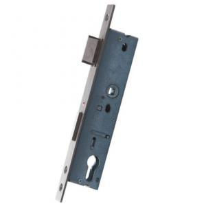 China 35mm Backset Security Door Locks With Brass Mortise Door Lock Body For Wooden Door / Steel Door on sale
