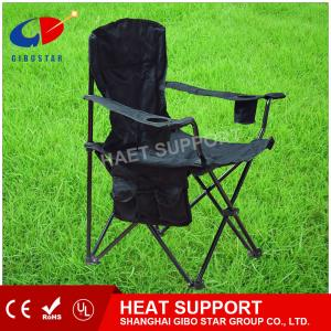 China Delux Heated Folding outdoor Chair,fishing chairs, leisure chairs on sale
