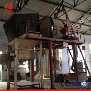China Organic Potassium Sulphate BB Fertilizer Making Machine Large Production Capacity on sale