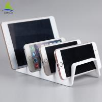 Small Acrylic Countertop Display  Clear Cell Phone Pad Retail Display Stands