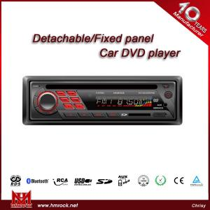 China Car DVD player with USB/SD card slot & AUX input,single din,DVD/AVI/VCD/MP3/WMA/CD player(Model:V-6780D) wholesale