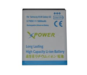 China 1800mAh Battery,Mobile Phone Battery Samsung I9100 for Galaxy S /Epic 4G/ I9000 on sale