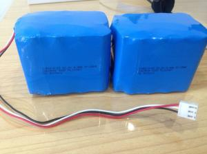 China 18V  12AH  Lithium ion Rechargeable Battery pack For power tool Lawn Mower on sale