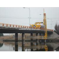 National V 15+2m Aluminum Bridge Inspection Platform Truck , Span Width 2.5m