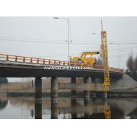 National V 15+2m Aluminum Under Bridge Platform Truck Span Width 2.5 Meters