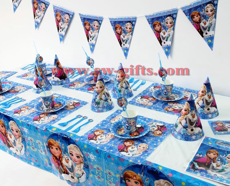 DISNEY/'S FROZEN CENTERPIECE TABLE DECORATING KIT BIRTHDAY PARTY supplies