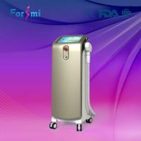 China 1800W high power laser diode epilation the best hair removal systems for face body on sale