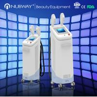 Painless SHR IPL Hair Removal Machine NUBWAY