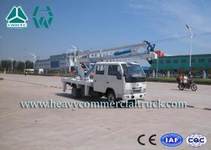 China 22 Meters Telescopic Boom Aerial Platform Vehicle Overhead Operation on sale