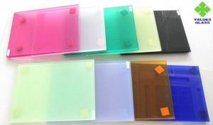 China Durable Tempered And Laminated Glass , Laminated Insulated Glass With A PVB Interlayer on sale