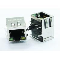 ARJP11B-MASA-B-A-EMU2 10/100 Base-TX RJ45 Modular Electrical Connectors