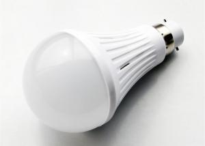 China AC220V E27 B22 Base Energy Saving Light Bulbs , Emergency B22 Led Bulb Cool White on sale