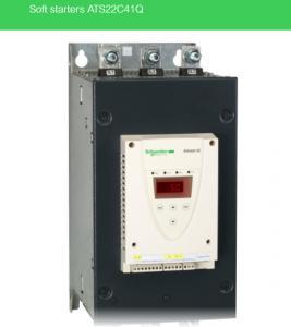 China Schneider Altistart 22 ATS22C41Q Soft starter ATS22-control 220V-power 230V(110kW)/400-440V(220kW) With Best Price on sale