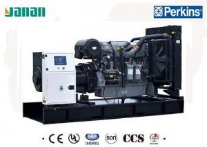 China 7KW/9KVA Emergency Diesel Generator UK Perkins Engine With High Temperature Radiator on sale