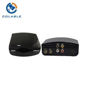China FTA HD DVB T2 TV Set Top Box H 264 HD DVB T2 Box For Free Digital TV System on sale