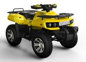 China 400cc 4 Wheel ATV Quad Bike / Utility Quads For Beach , Wheel Bases 1250mm on sale
