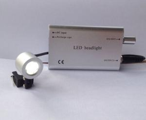 China 3W LED Dental Surgical Medical Head Light Lamp Headlight for Medical Loupes on sale