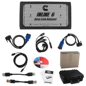 China Cummins INLINE 6 Data Link Adapter Truck Diagnosis Tool Cummins Truck Diagnostic Tool on sale
