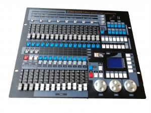 China Customized DMX LED Controller 600 Scene Step Easy Control For Club Stage on sale