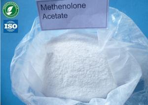 Quality Сырцовый стероид пудрит ацетат Метенолоне очищенности 99% для роста КАС 434-05-9 for sale