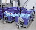 doule wall panel extuders