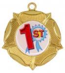 Medalha do prêmio do ouro olímpico