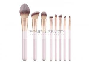 China Awesome Pearl Synthetic Makeup Brushes Simple Beauty Applicator on sale