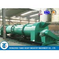 Rotary Drum Fertilizer Granulator Machine for NPK Compound Fertilizer Production Line