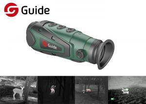 China Handheld Infrared Thermal Night Vision Monocular Long Working Time For Hunting on sale
