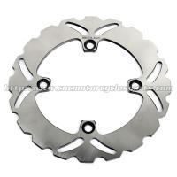 HORNET 250 Motorcycle Brake Disc Rear Racing Brake Rotors Honda CBR250R 304 Steel