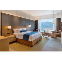 King Bedroom Attractive Modern Wooden Furniture Oak Veneer Color