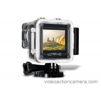 Hd 1080p Extreme Sports Camera For Sports Events , 4k Waterproof Action Camera